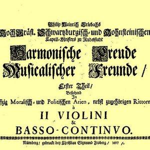 Image for 'Philipp Heinrich Erlebach'