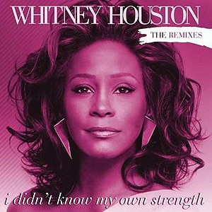 Bild för 'I Didn't Know My Own Strength Remixes'