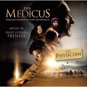 """The Physician / Der Medicus""的封面"