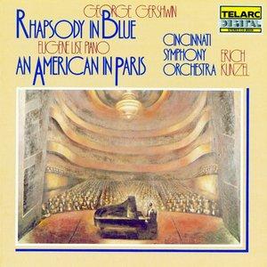Image for 'Gershwin: Rhapsody In Blue & An American In Paris'