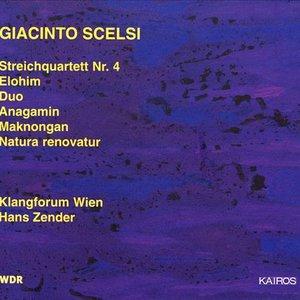 Image pour 'Scelsi: Natura Renovatur'