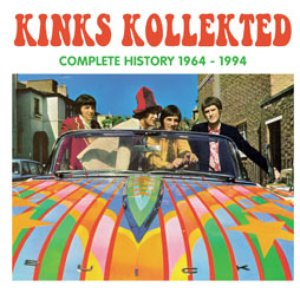 Image pour 'Kinks Kollekted - Complete History 1964 - 1994'