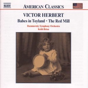 Image for 'HERBERT, V.: Babes in Toyland / The Red Mill'