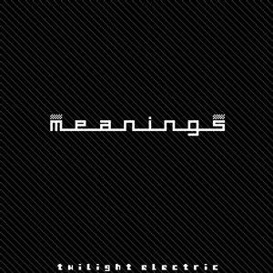 Imagem de 'meanings'