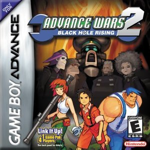 Image for 'Advance Wars 2'