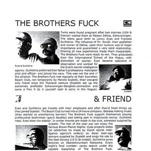 Image for 'The Brothers Fuck & Friend'