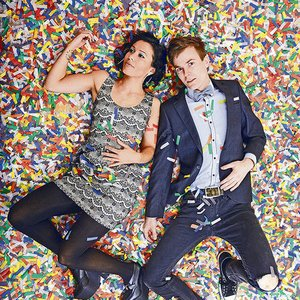 Bild för 'Matt & Kim'