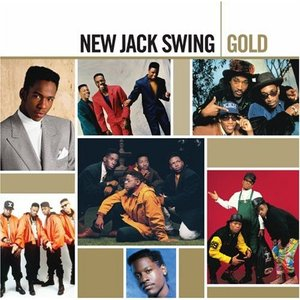 Image for 'New Jack Swing - Gold'