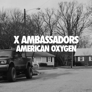 Image for 'American Oxygen'