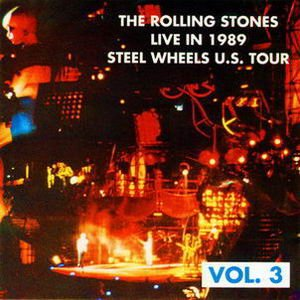 Image for 'Live in 1989 Steel Wheels U.S. Tour'