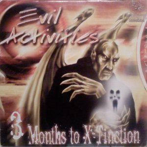 Immagine per '3 Months To X-Tinction'