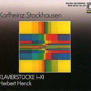 Image for 'Klavierstücke I-XI'