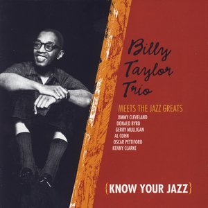 Image for 'Billy Taylor Trio Meets The Jazz Greats'