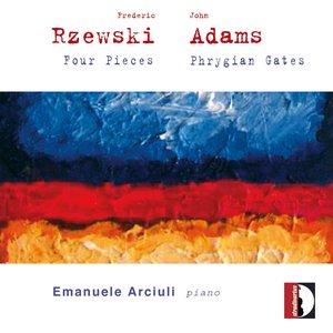 Image for 'F. Rzewski, J. Adams: Piano Works'
