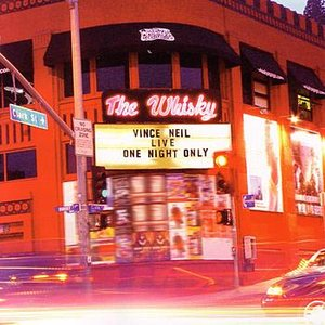 Image for 'Live at the Whiskey: One Night Only'