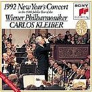 Image for '1992 New Year's Concert in the 150th Jubilee Year of the Wiener Philharmoniker'