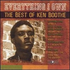 Image for 'Everything I Own: The Best Of Ken Boothe'