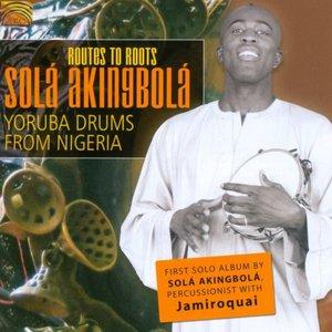 Imagen de 'Routes to Roots - Yoruba Drums from Nigeria'