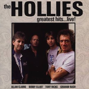 Image for 'The Hollies: Greatest Hits…Live!'