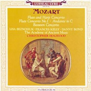 Image for 'Mozart: Flute and Harp Concerto/Flute Concerto No.1/Bassoon Concerto etc.'