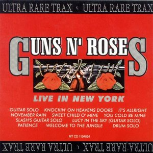 Image for 'Dead Roses / Live USA 1992'