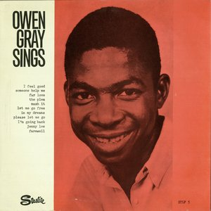 Image for 'Owen Gray Sings'
