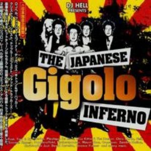 Image for 'The Japanese Gigolo Inferno (Mixed by DJ Naughty) (disc 1)'