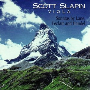 Image for 'Sonatas by Lane, Leclair, Handel'