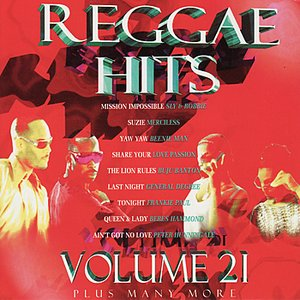 Image for 'Reggae Hits Volume 21'