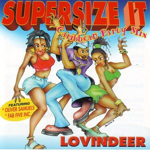 Image for 'Super Size It - Caribbean Party Mix'
