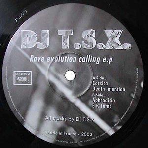 Image for 'Rave Evolution Calling E.P'