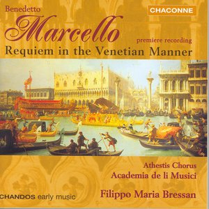 Image for 'Marcello: Requiem in the Venetian Style'