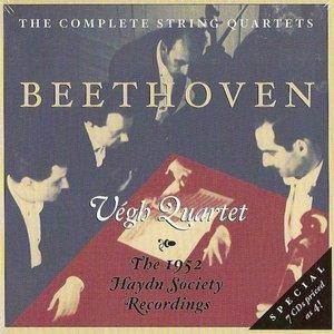Imagem de 'Végh Quartet, Sandor Végh, Georges Janzer, Sandor Zöldy, Paul Szabo'