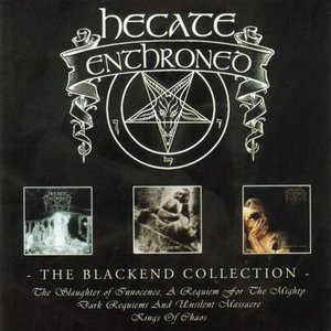 Image for 'The Blackend Collection (disc 2: Dark Requiems and Unsilent Massacre / Kings of Chaos)'