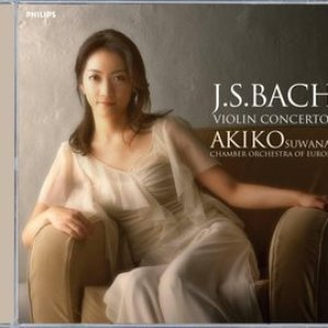 Image for 'Akiko Suwanai, Chamber Orchestra Of Europe & Volkhard Steude'