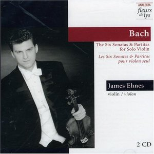 Image for 'Bach: The Six Sonatas & Partitas for Solo Violin'
