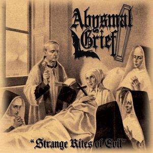 Image for 'Strange Rites of Evil'