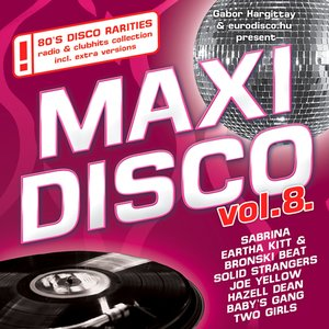 Image for 'Maxi disco, Vol. 8'