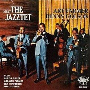 Image for 'Meet the Jazztet'
