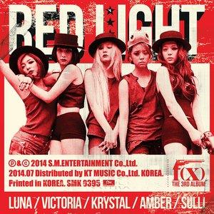 Bild för '3집 The 3rd Album `Red Light`'