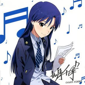 Image for 'Kisaragi Chihaya (CV: Imai Asami)'