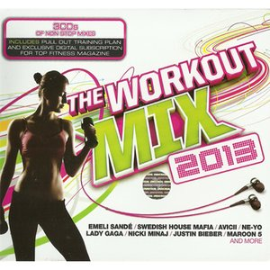 Image for 'The Workout Mix 2013'