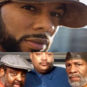 Image for 'Common Feat. The Last Poets & Kanye West'