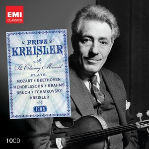 Image for 'Icon: Fritz Kreisler'