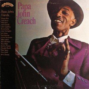 Image for 'Papa John Creach'
