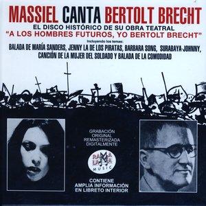 Immagine per 'Masiel Canta Bertolt Brecht'