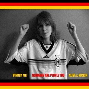 Bild för 'Germans Are People Too (alive&kickin´)'