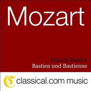 Image pour 'Wolfgang Amadeus Mozart, Bastien Und Bastienne, K.50'