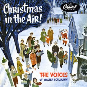 Image pour 'Christmas In The Air'