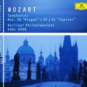 Image for 'Mozart: Symphonies Nos. 38, 39 & 41'